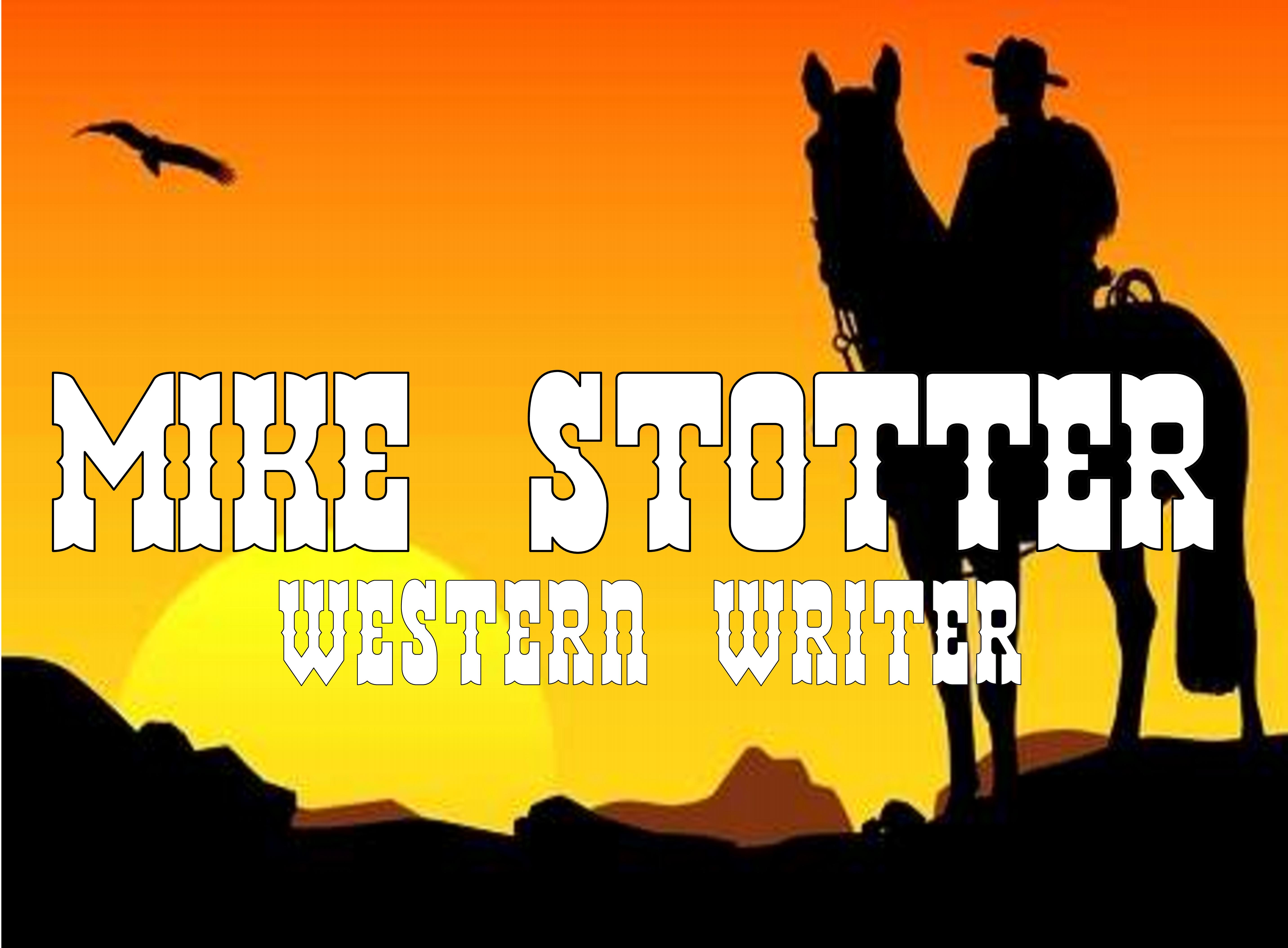 Mike Stotter - Author